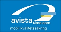 Avista Time Logotype